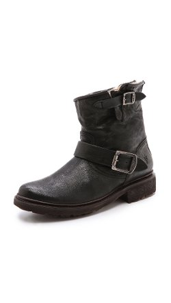 Frye  - Valerie Shearling Lined Boots