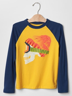 Gap - Graphic Baseball Tee