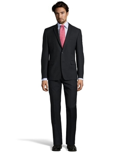 Versace  - Oxford Two Piece Wool Suit