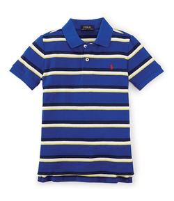 Ralph Lauren - Childrenswear Stripe Polo Shirt