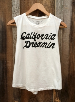 Bandit Brand - California Dreamin Muscle Tee
