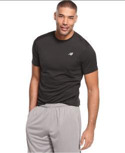 New Balance -  GO2 Short Sleeve T-Shirt