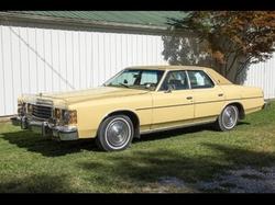Ford  - 1976 LTD Sedan