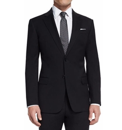 Armani Collezioni - G-Line Basic Two-Piece Wool Suit