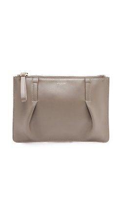 Nina Ricci  - Leather Pouchette Bag