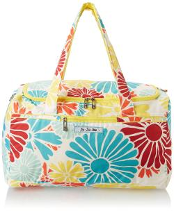 Ju-Ju-Be  - Starlet Travel Duffel Bag with Two Zippered Pockets