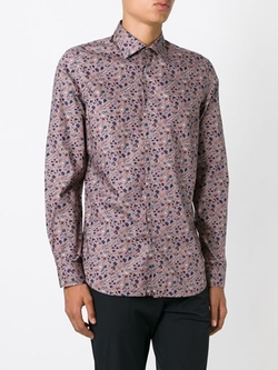 Paul Smith London - Floral Print Shirt