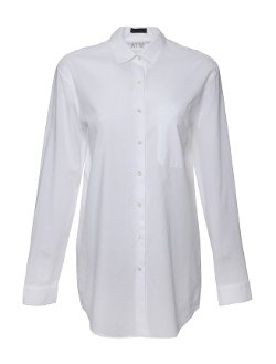 Atm Anthony Thomas Melillo - Long Sleeve Cotton Button Down Shirt