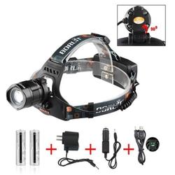 Hallomall - Zoomable LED Headlight