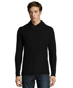 Autumn Cashmere - Shawl Collar Pullover Sweater