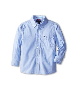 Tommy Hilfiger Kids  - Vineyard End On End Shirt