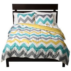 LB - Comforter and Sham Bedding Set