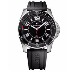 Tommy Hilfiger - Silicone Strap Watch