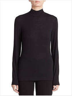 Yigal Azrouel - Mock Turtleneck Top