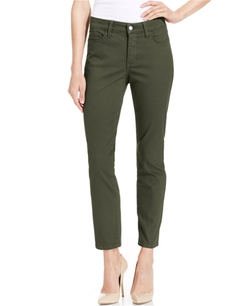 NYDJ - Clarissa Colored Wash Skinny Ankle Jeans
