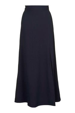 Topshop - Winter Split Side Maxi Skirt