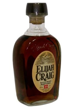 Elijah Craig  - 12 Year Old Kentucky Straight Bourbon Whiskey (750ml)