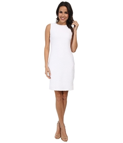 Calvin Klein - Wavy Knit Sheath Dress