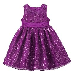 Princess Faith  - Sequined Dress