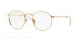Ray-Ban - Round Metal Eyeglasses