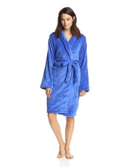 Blush - Plush Robe