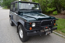 Land Rover  - 1997 Defender 90 SUV