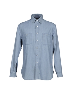 (+) People  - Two Pocket Button Shirt