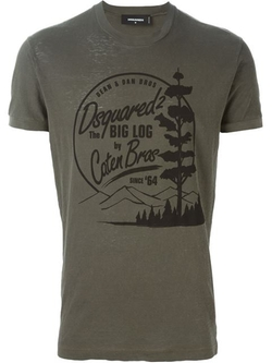 Dsquared2 - Slim Fit T-Shirt