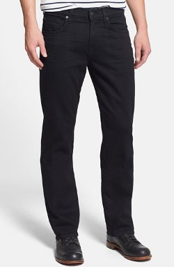 7 For All Mankind - Luxe Performance Easy Straight Leg Jeans