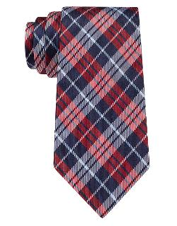 Westbury  - Silk Bowling Plaid Tie