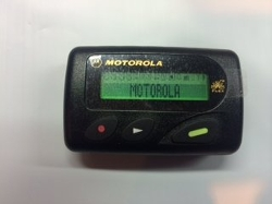 Motorola  - Jazz Alphanumeric Pager / Beepe