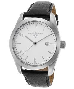 Swiss Legend - Peninsula  Genuine Alligator Dial Watch