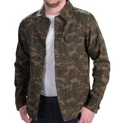HippyTree - Ale Canvas Camo Jacket