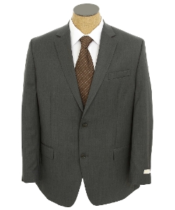 Michael Kors - Solid Wool Suit