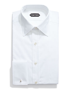 Tom Ford - Basic French Cuff Dress Shirt
