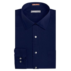 Van Heusen - Spread-Collar Dress Shirt