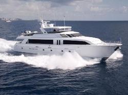 Hatteras - Cockpit Motor Yacht
