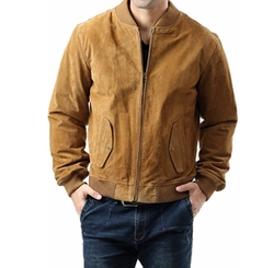 """BGSD  - """"Wallace"""" Suede Jacket"""