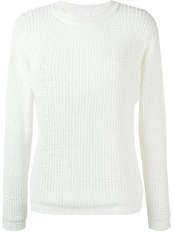 DKNY Pure - Boat Neck Knitted Jumper