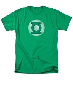 Trevco - Green Lantern Distressed Logo T-Shirt