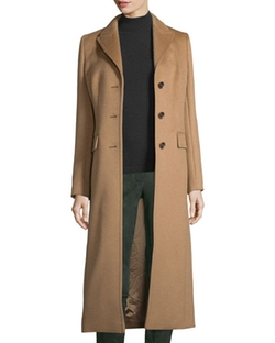 Escada  - Long Camel-Hair Coat