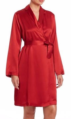 La Perla  - Vestaglia Silk Wrap Robe