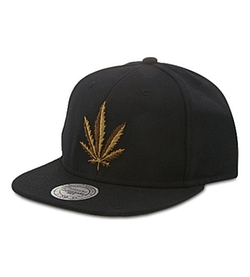 Palm Angels  - Leaf Snapback Cap