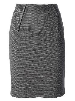 ARMANI JEANS  - pencil skirt