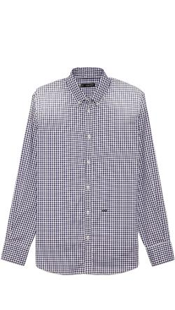 Dsquared2  - Oxford Check Shirt