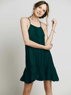 Free People - Raven Slip Dress