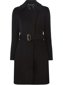 Diane Von Furstenberg   - Belted Flared Coat