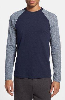 Nordstrom  - Contrast Baseball T-Shirt
