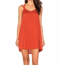 RVCA - Like It Dress