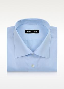 Forzieri - Non-Iron Cotton Dress Shirt